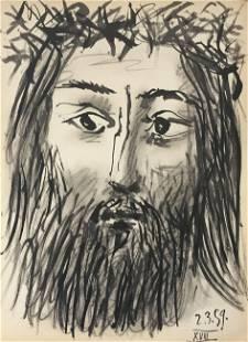 Pablo Picasso - Untitled (2.3.59)
