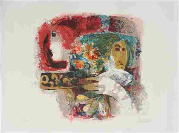 Sunol Alvar - Untitled