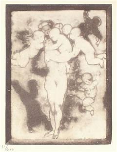Auguste Rodin - Le Printemps II