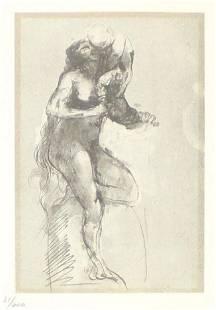 Auguste Rodin - Femme et Enfant