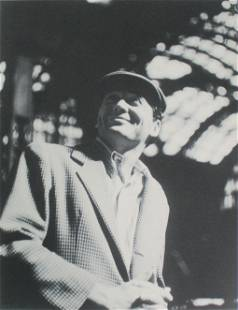 Robert Indiana - Portrait