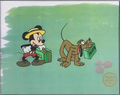 Disney - Mr. Mouse Takes a Trip