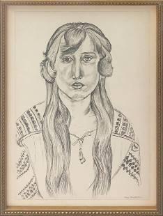 Henri Matisse (After) - Untitled