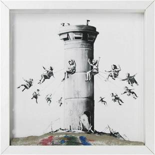 Banksy - Walled Off Hotel Box Set