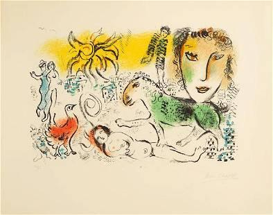 Marc Chagall - XXe Siecle Monumental