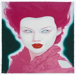 Feng Zhengjie - Chinese Portrait Series #38