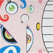 Takashi Murakami - Untitled IX from We Are the Square