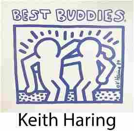 Keith Haring - Best Buddies