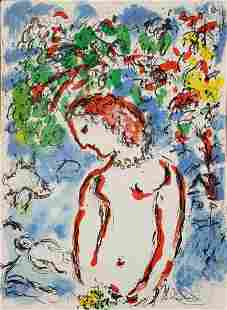 Marc Chagall - Spring Day