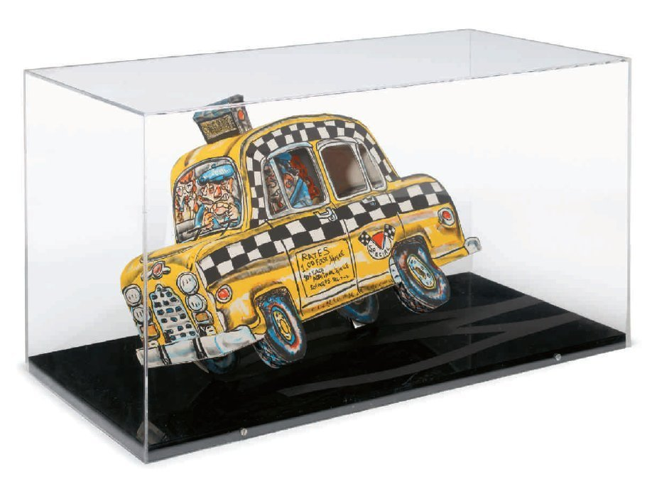 """Red Grooms - """"Ruckus Taxi"""""""