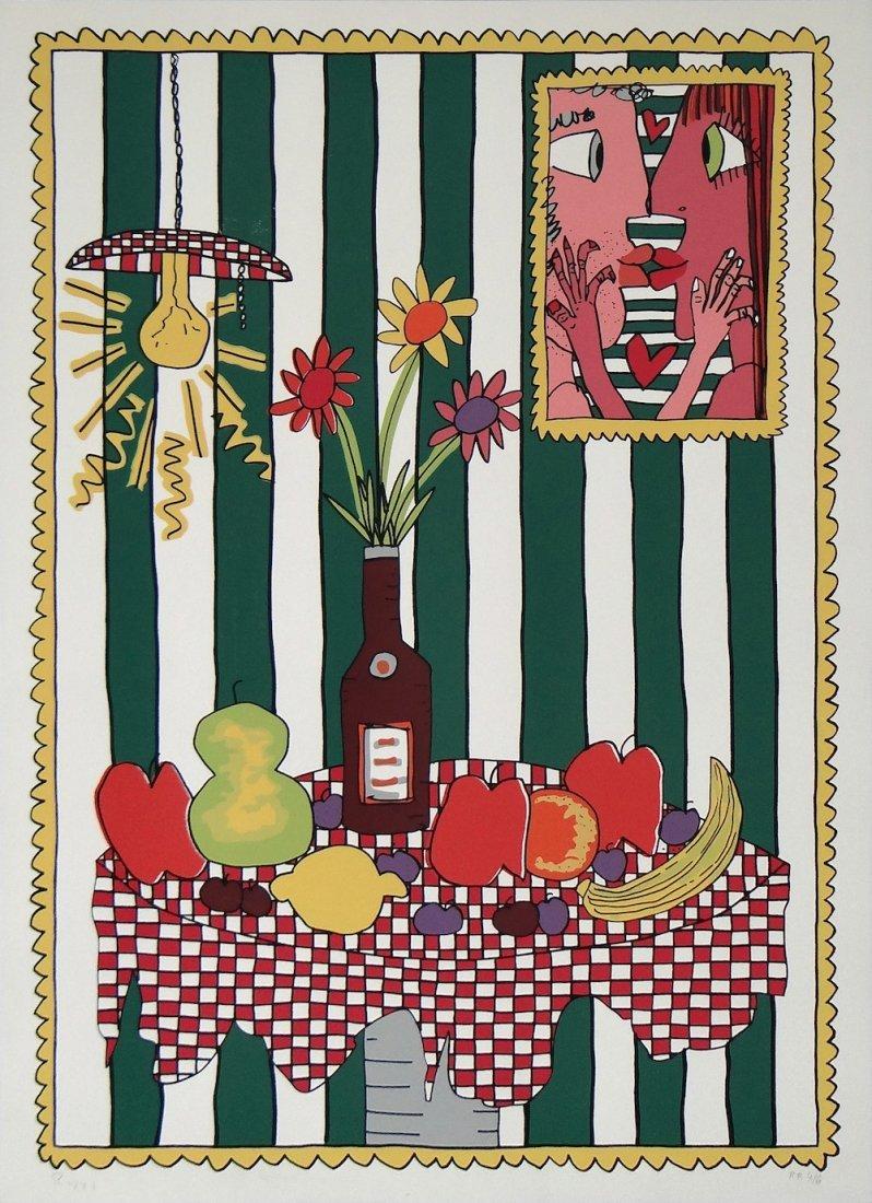 "James Rizzi ""Passion Fruit"""