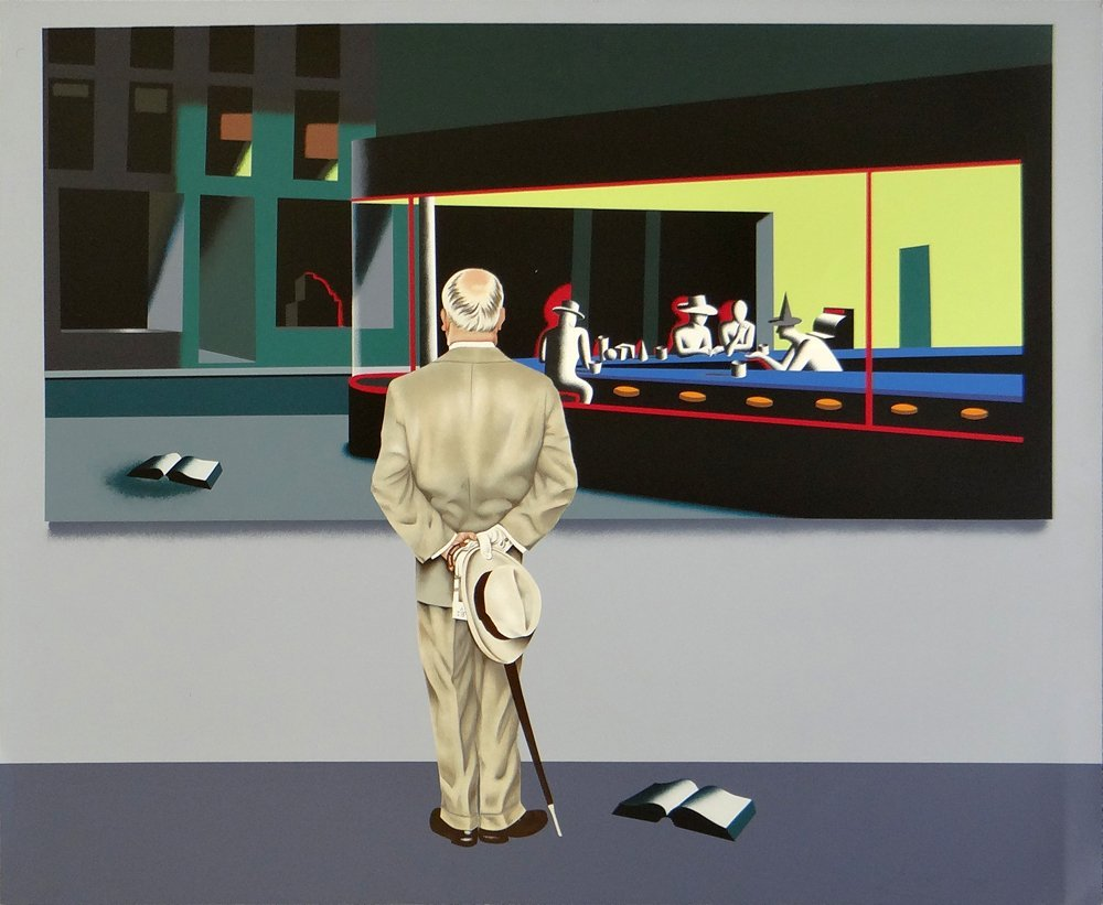 "Mark Kostabi ""Perceptions and Reality"""