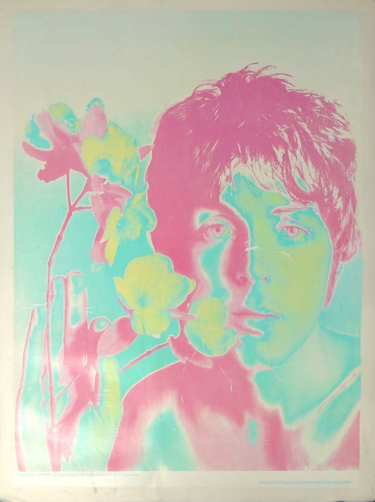 """Richard Avedon """"Paul McCartney"""""""