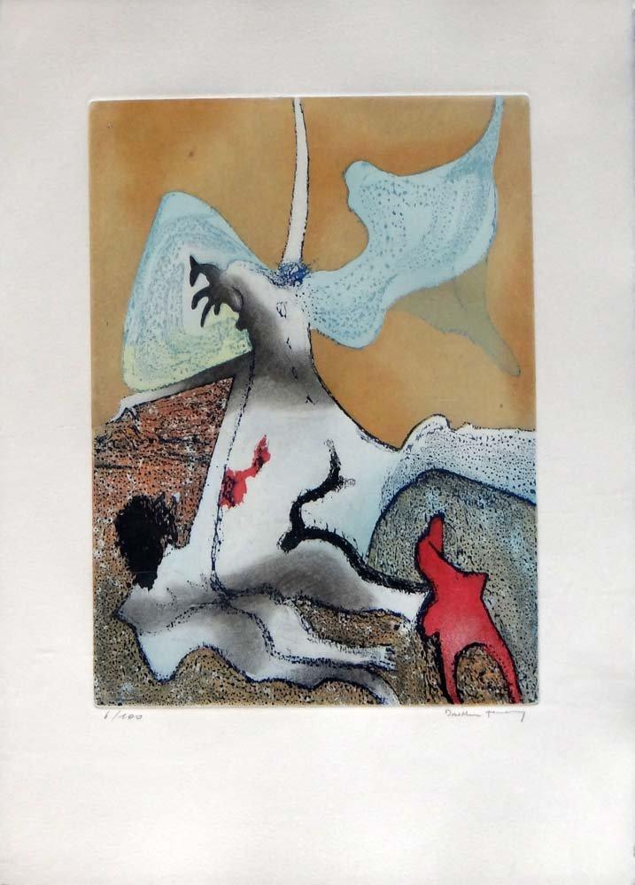 "Dorothea Tanning ""Untitled"""