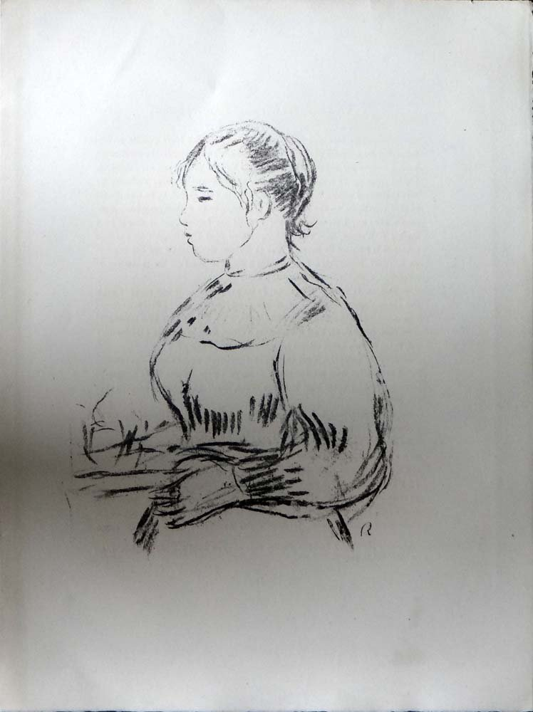 """Pierre-Auguste Renoir from """"La Vie et L'Oeuvre de"""
