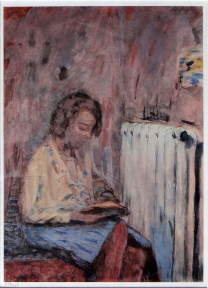 Pierre Bonnard Untitled offset lithograph