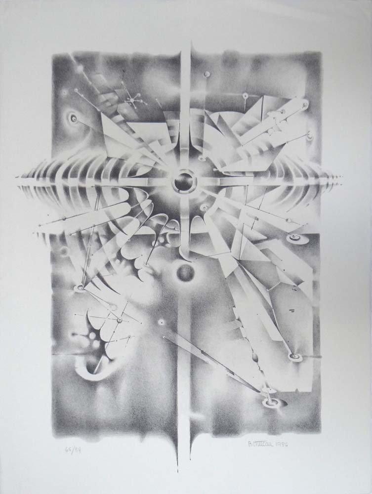 "Lee Bontecou ""Untitled (Atelier Project)"""