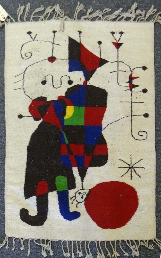 """Joan Miro """"Upside Down Figures"""""""
