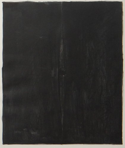 """Jasper Johns """"Painting with a Ball"""""""