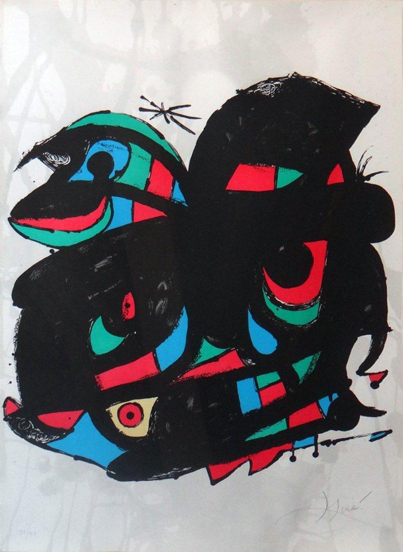 "Joan Miro ""Fundacio Joan Miro"""