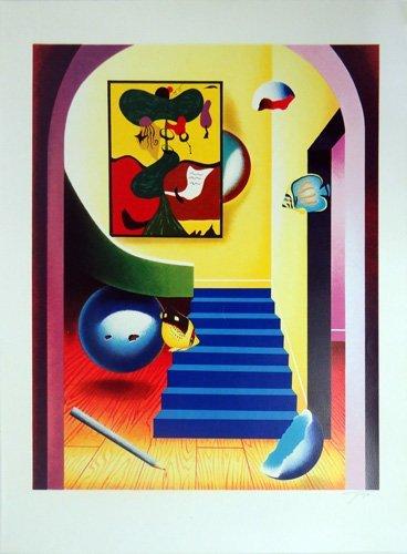 "Ferjo ""Upstairs Gallery"""