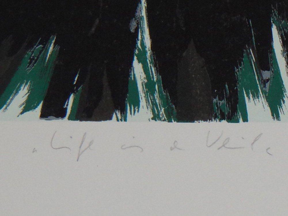 """Kiki Kogelnik """"Life is a Veil"""" - 4"""