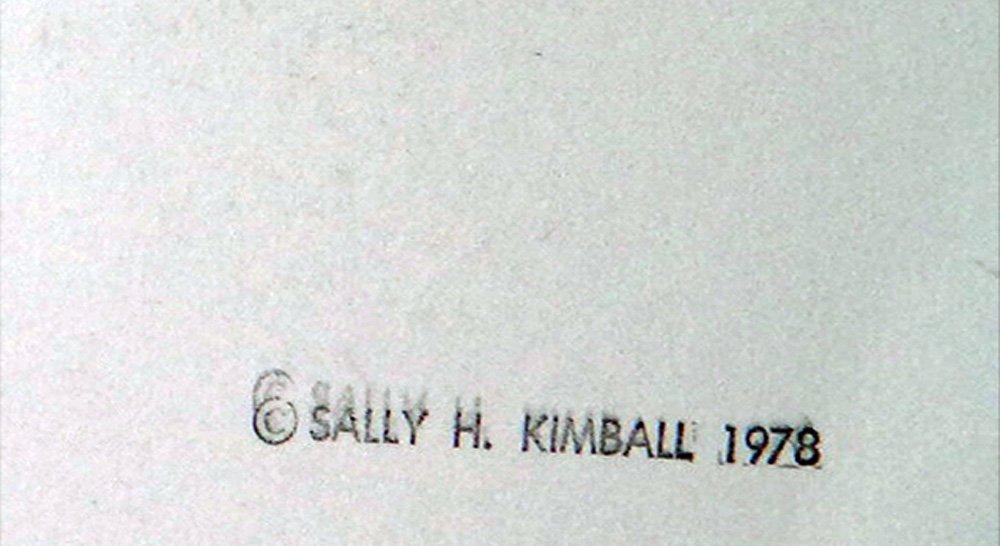 """Kiki Kogelnik """"Life is a Veil"""" - 6"""