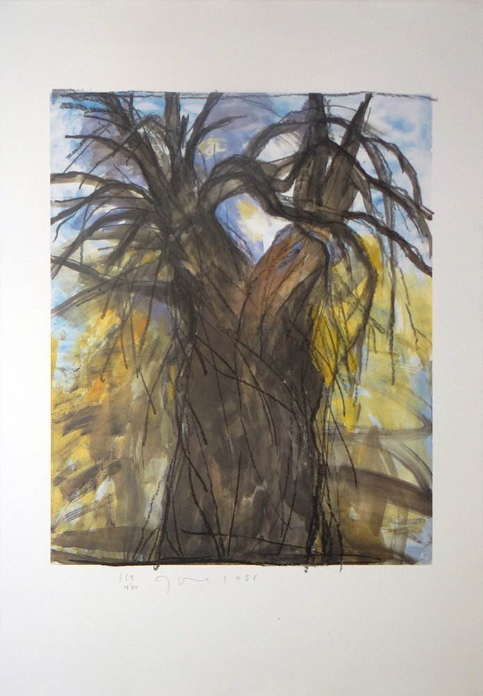 "Jim Dine ""The New Year's Tree"""