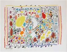 """Pablo Picasso """"Le Picador II"""""""