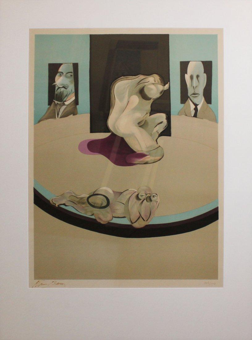 """Francis Bacon """"Metropolitan"""""""