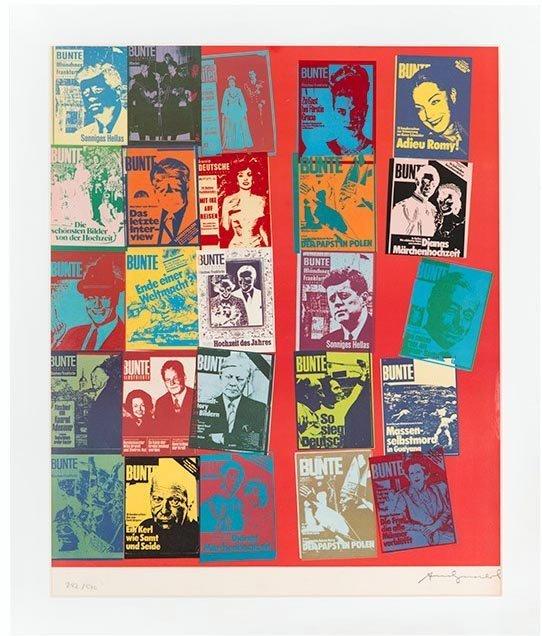 "Andy Warhol "" Magazine and History"""