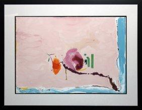 """Helen Frankenthaler """"flirt"""""""