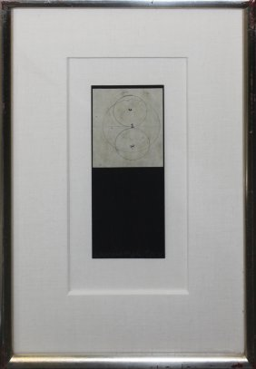 """Robert Rauschenberg """"from Shirtboards Morocco, Italy"""