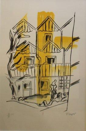 "Fernand Leger ""la Ville"""