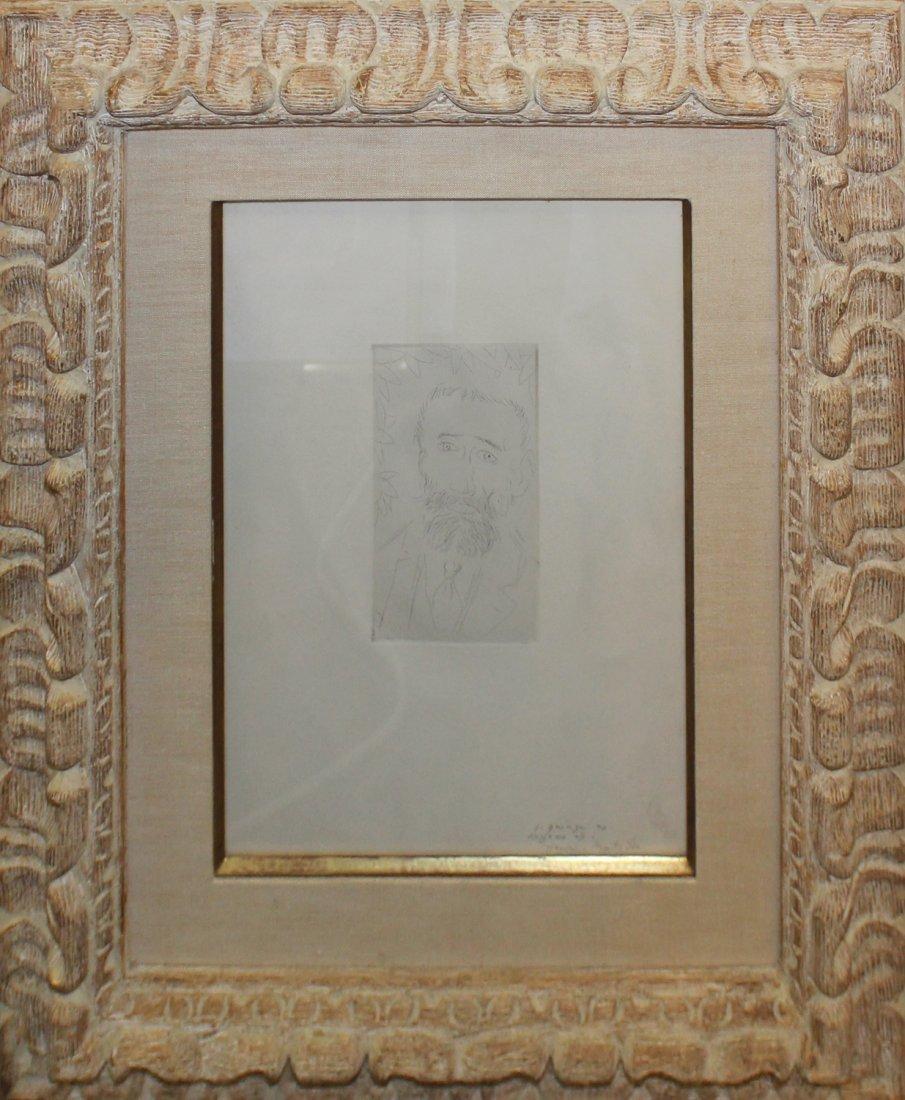 """Henri Matisse """"Iturrino"""""""