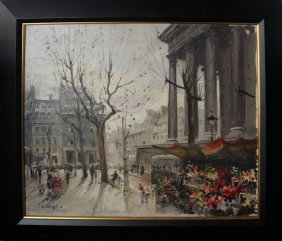 "Constantine Kluge ""parisian Flower"""