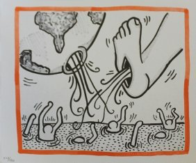 Keith Haring, From Against All Odds