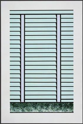 "Roy Lichtenstein ""venetian School I"""