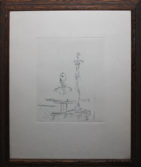 "Alberto Giacometti ""the Search"""