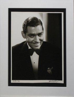 "George Hurrell ""clark Gable (1932)"""