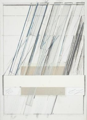 Cy Twombly, From Hommage à Picasso