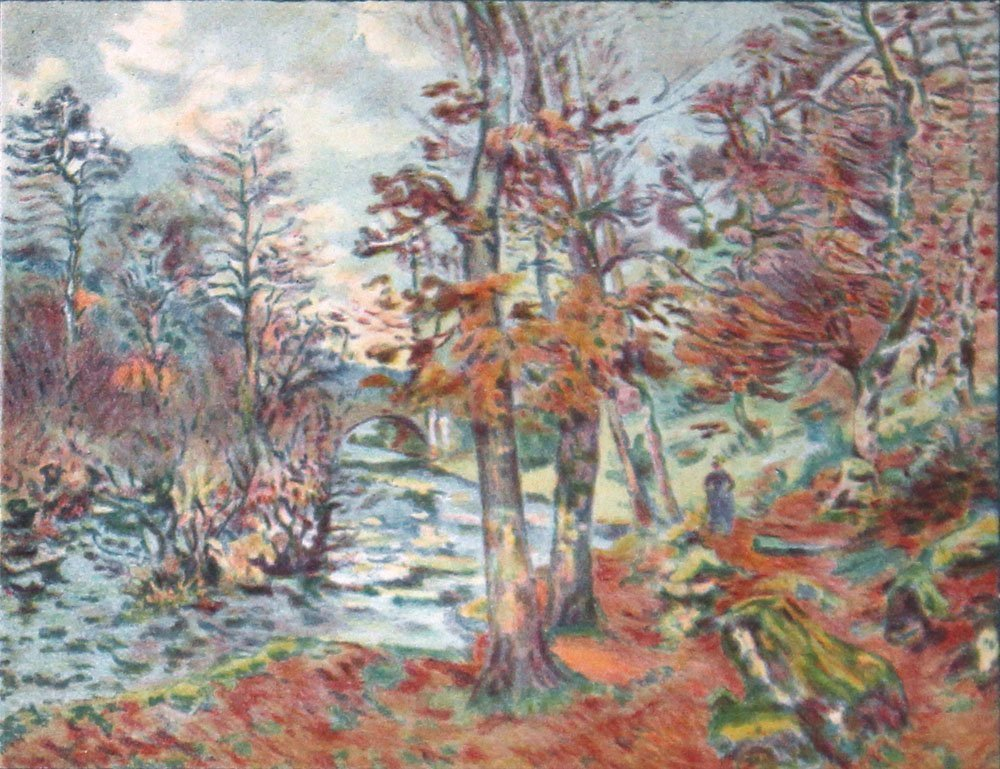 "Armand Guillaumin ""Paysage de la Creuse"" - 2"