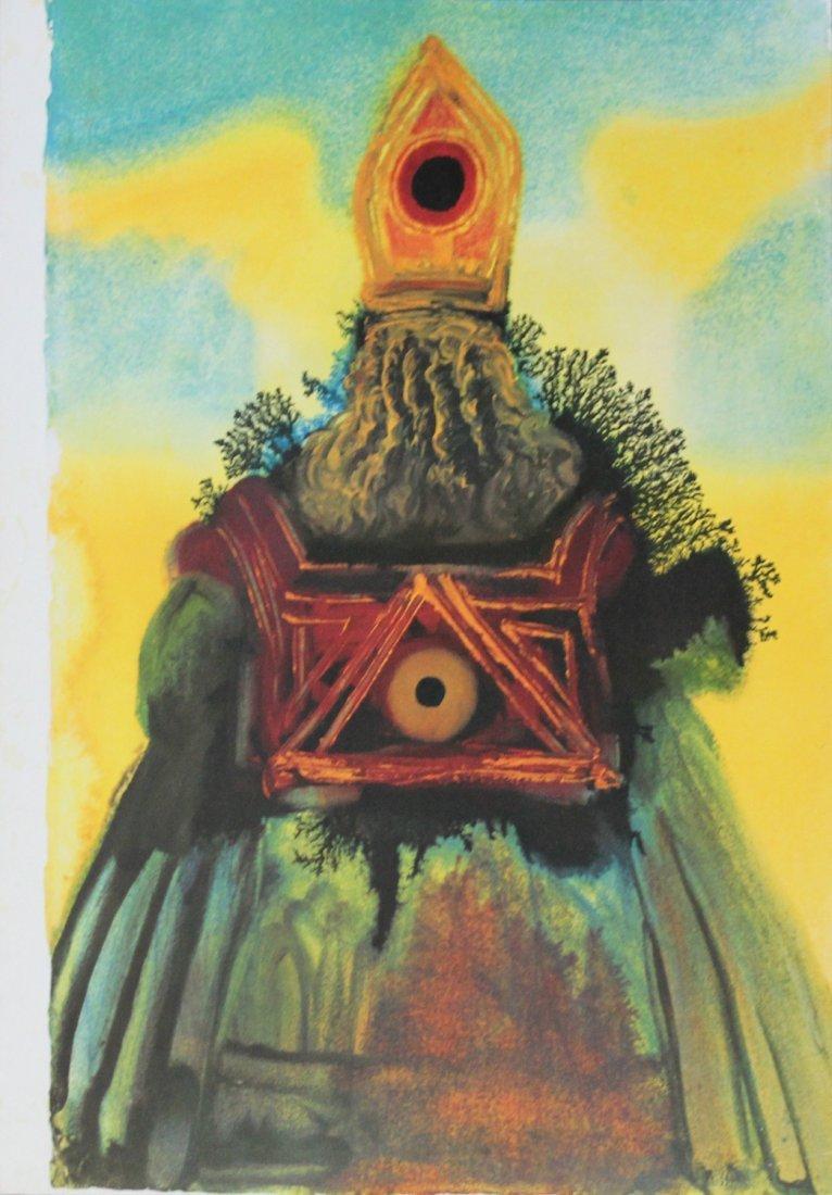 Salvador Dali, from Biblia Sacra
