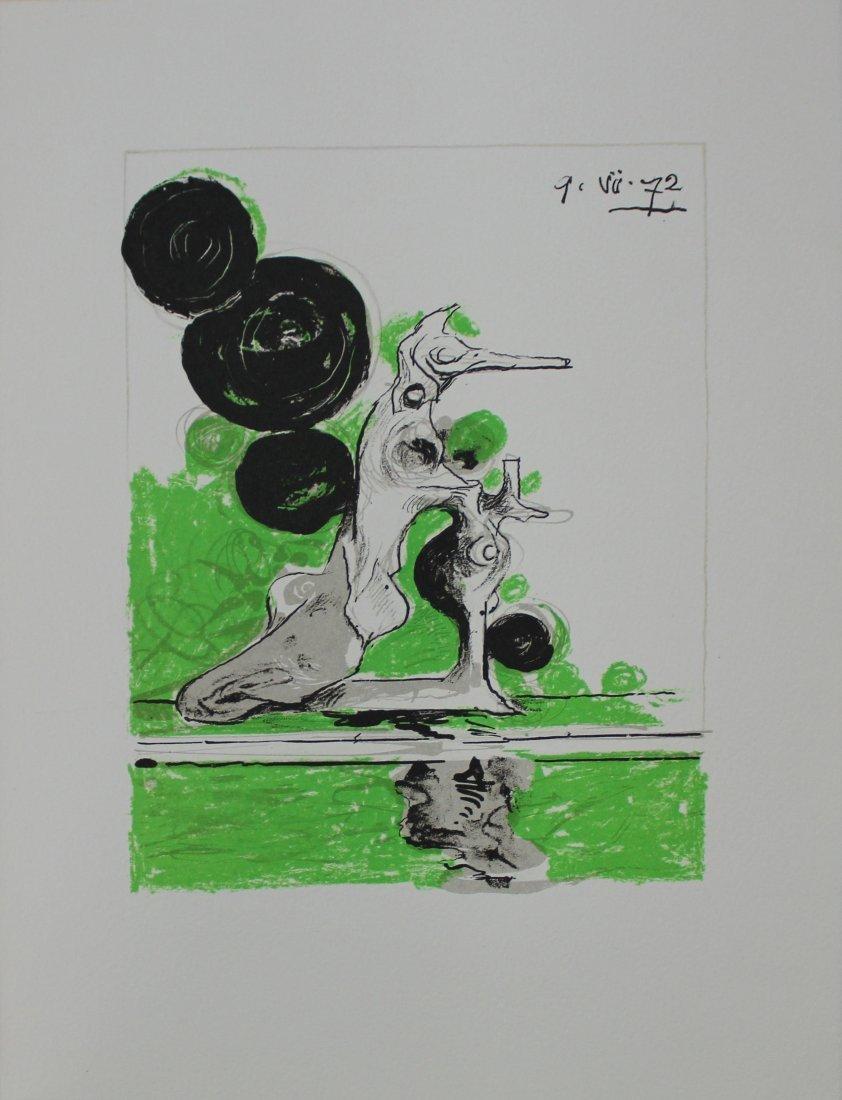 "Graham Sutherland - ""Hybrid"" from Souvenirs de"