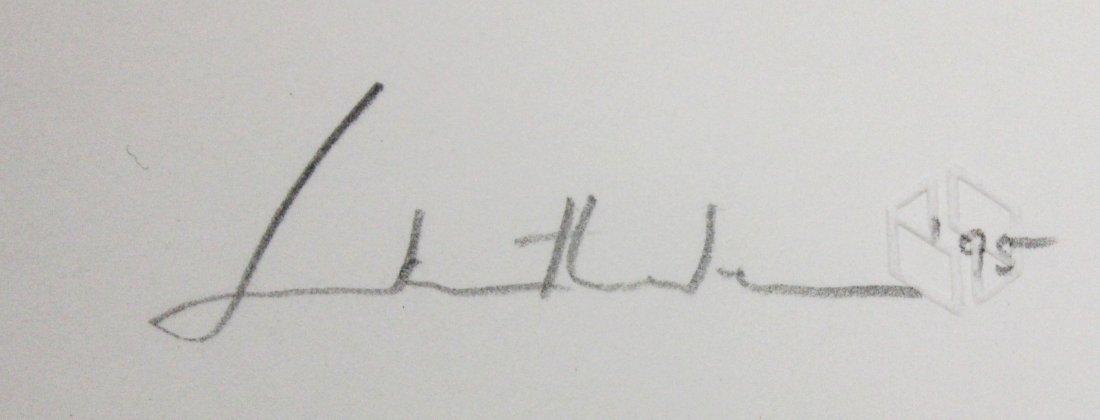 "Helen Frankenthaler ""Reflections VII"" - 2"
