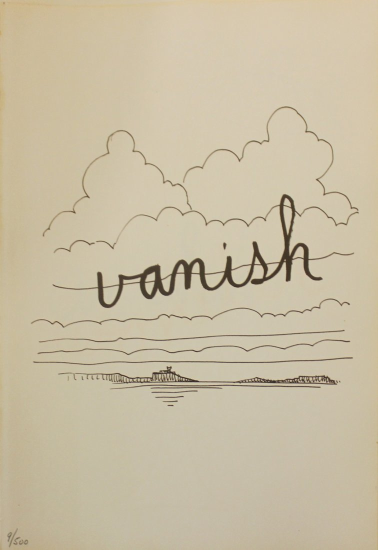 "Man Ray ""Vanish"""