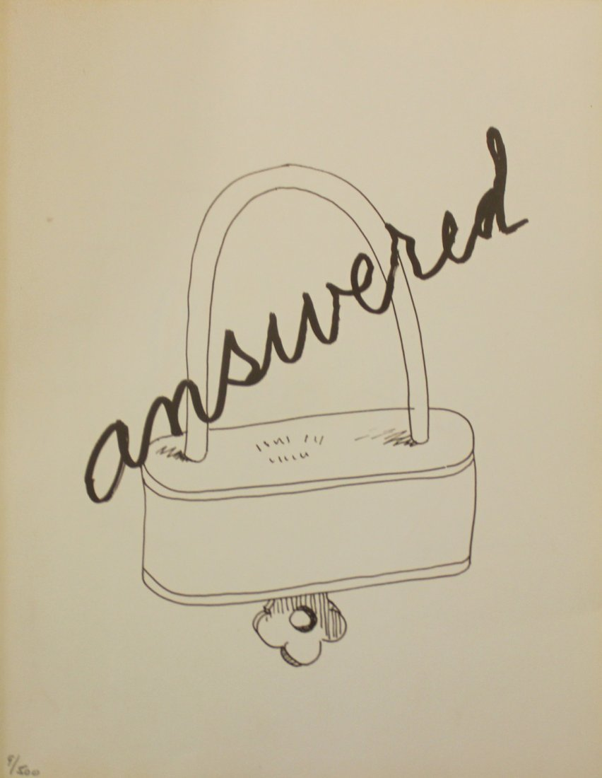 "Man Ray ""Answered"""