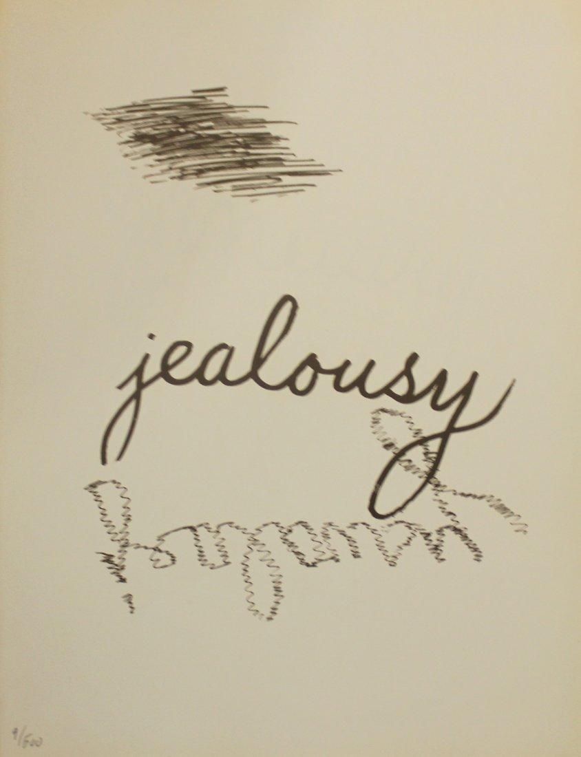 """Man Ray """"Jealousy"""""""