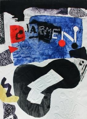 "Antoni Clave ""Carmen"""