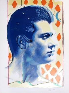 "Tony Curtis ""Gypsy Prince"""